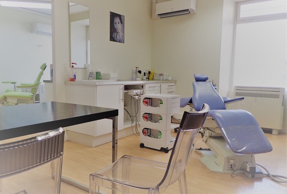 Salle Clinique - Cabinet d'Orthodontie Dr BRIDEL Nicolas  (ANSE)